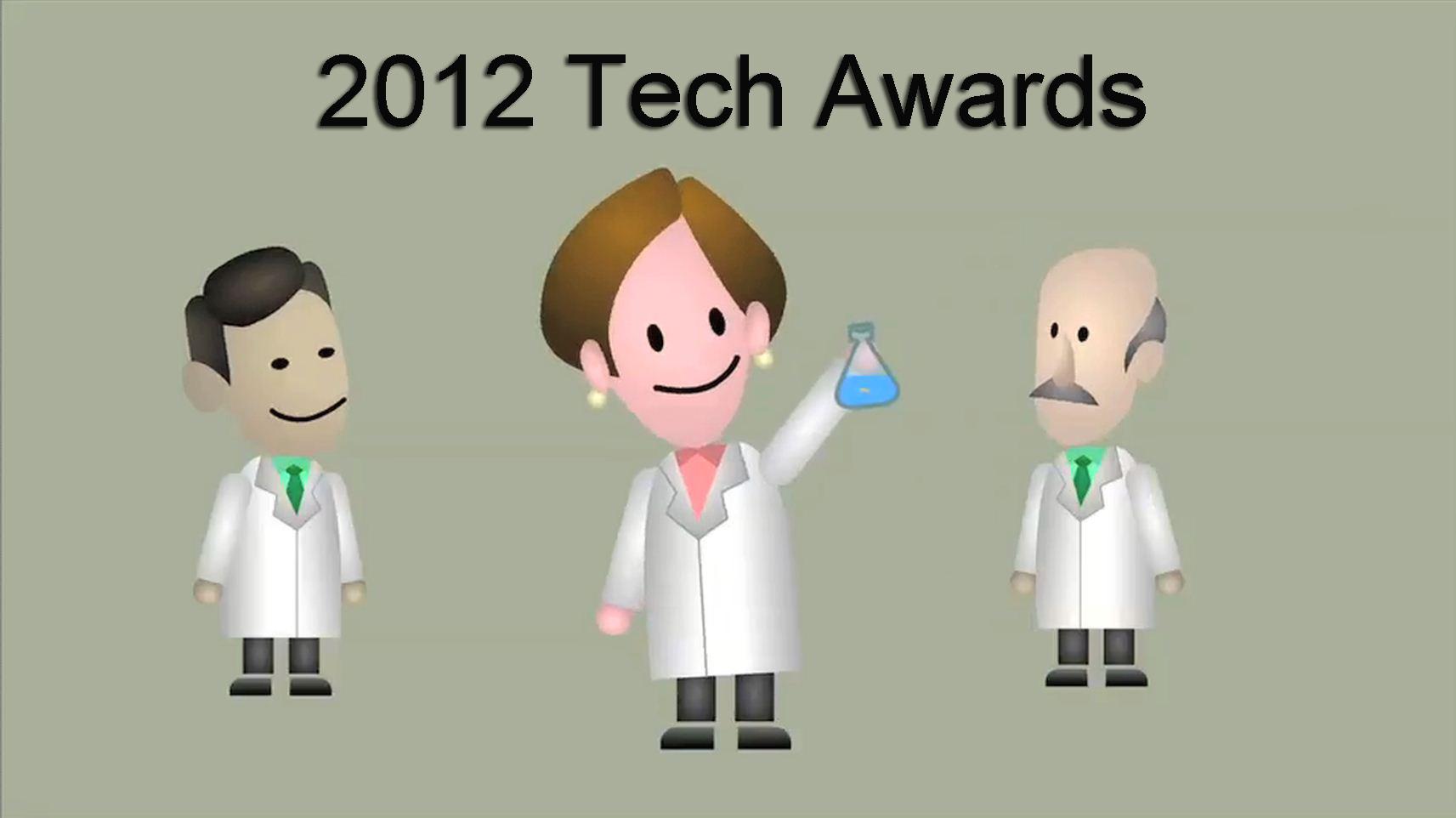 2012 Tech Awards