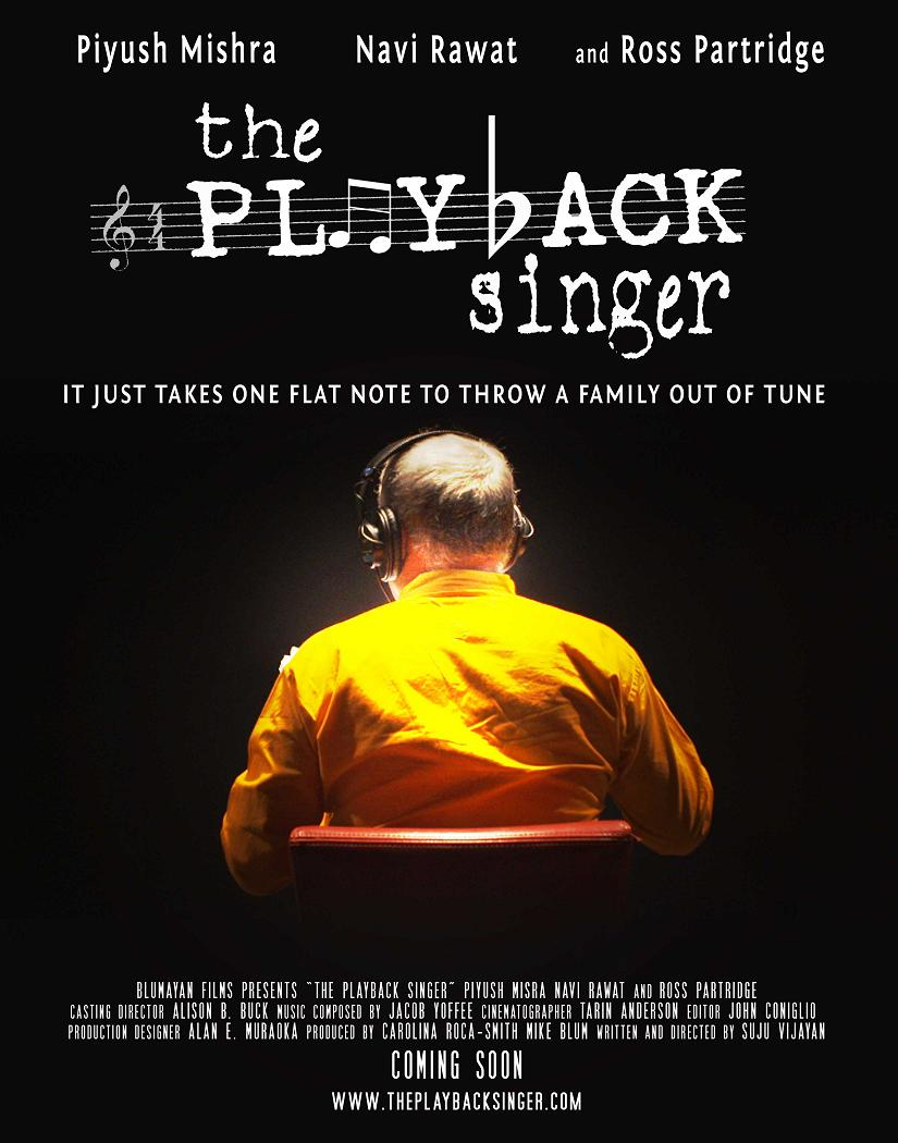 The Playback Singer Feature Film