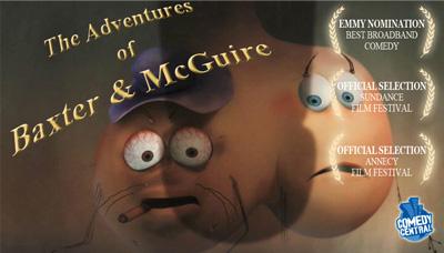 Baxter McGuire Title Card