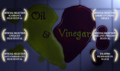 Oil & Vinegar Title Card