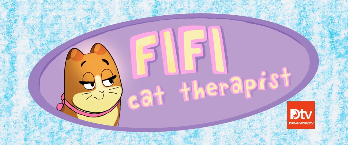 Fifi: Cat Therapist